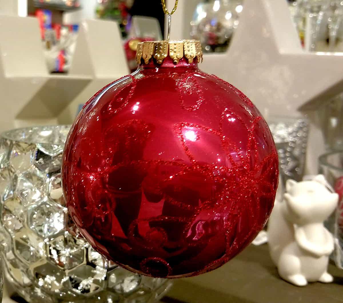 Bedeutung der Weihnachtskugel