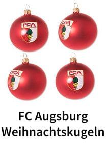 FC-Augsburg-Weihnachtskugeln