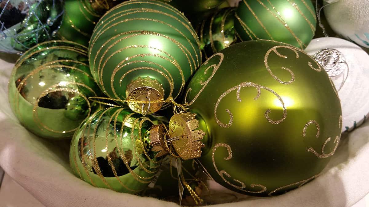Über uns - Weihnachtskugeln und Christbaumkugeln