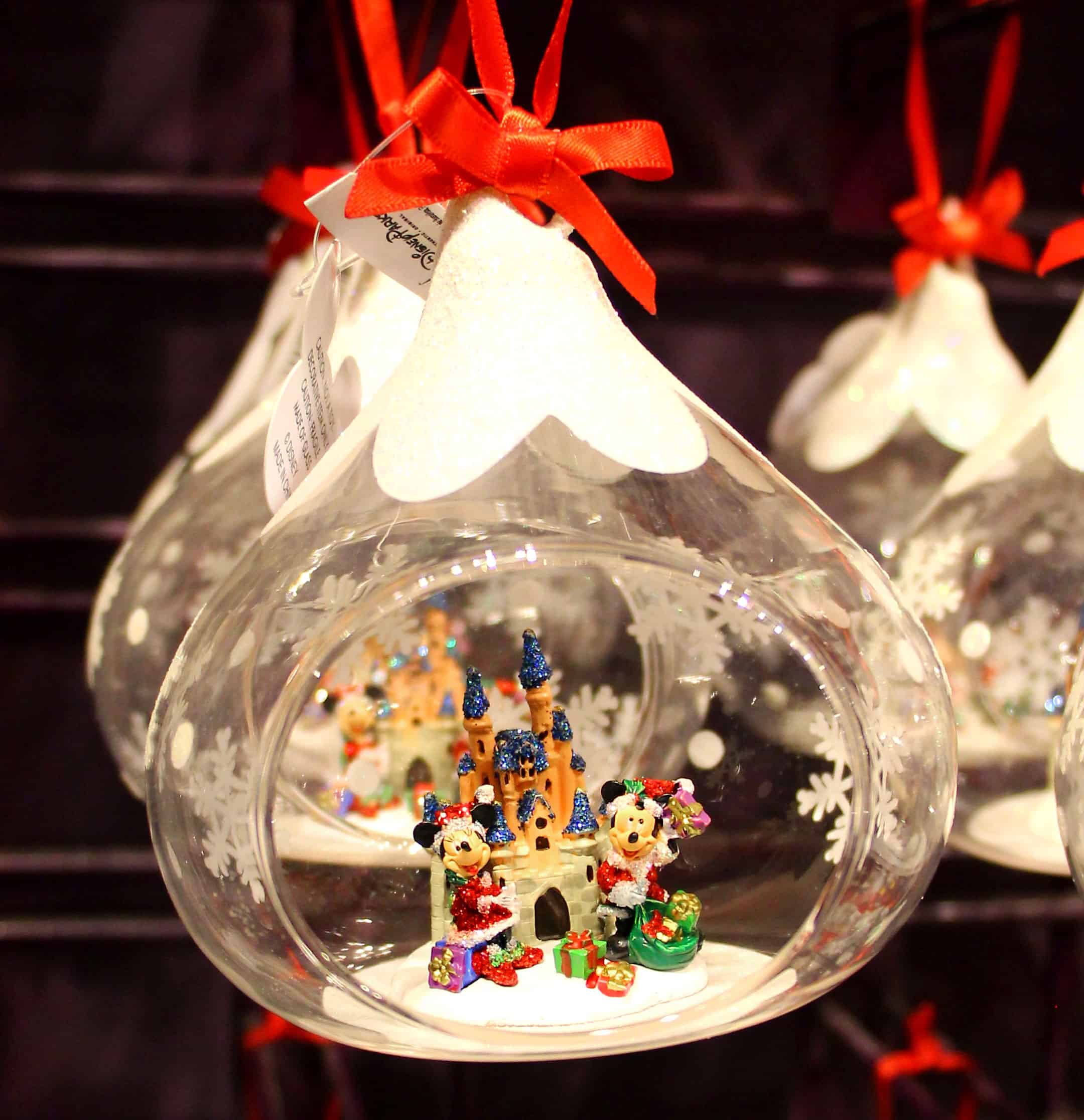Weihnachtskugeln Comic - Baumkugeln mit beliebten Comicfiguren