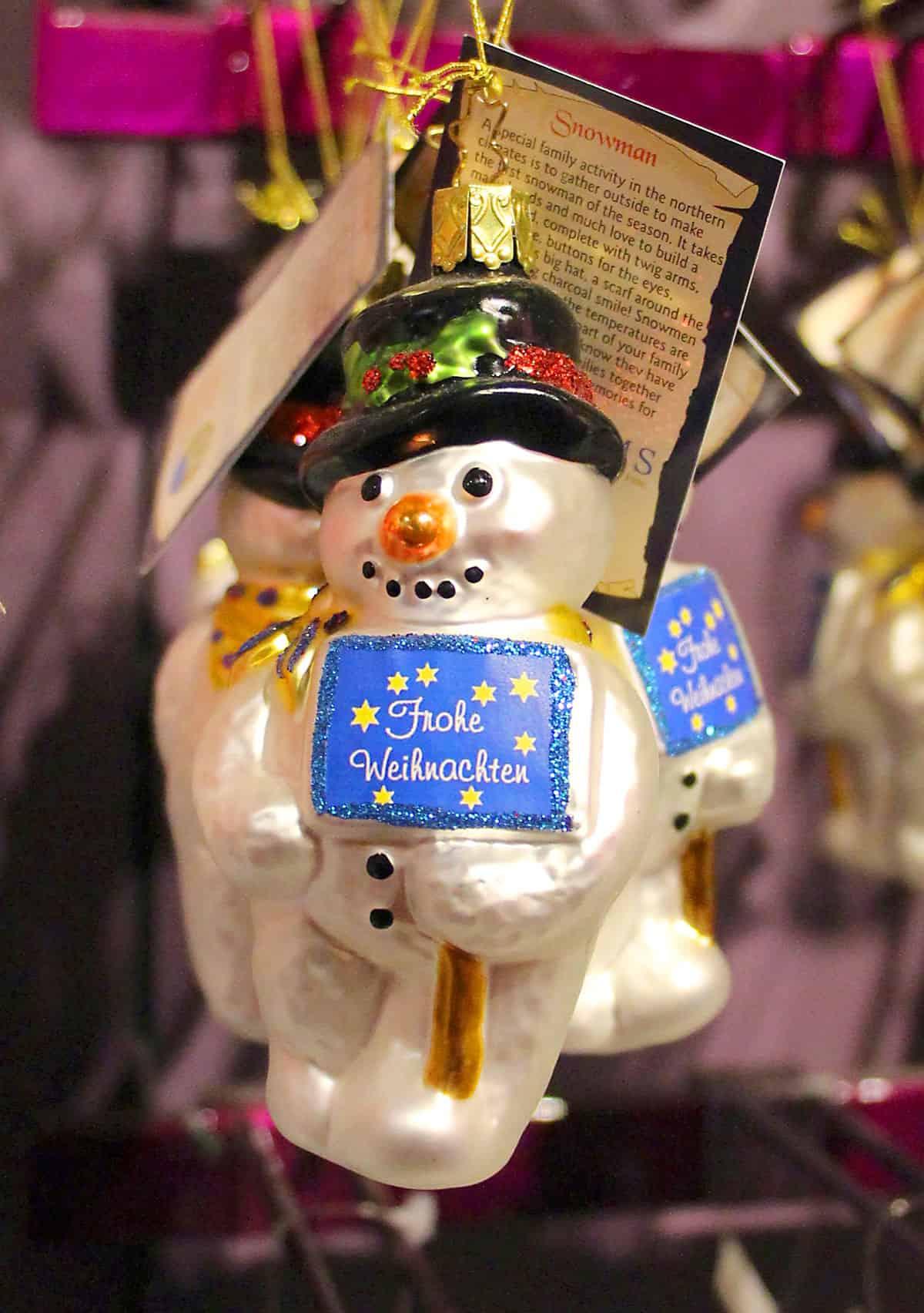 Weihnachtskugeln Disney - Weihnachtskugeln