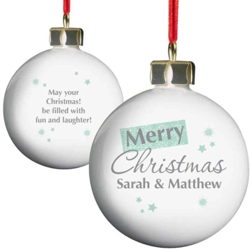 Weihnachtskugeln mit namen christbaumkugeln - Weihnachtskugeln cappuccino ...