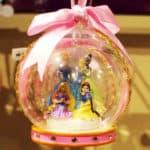 Disney Weihnachtskugeln: Schneewittchen, Rapunzel