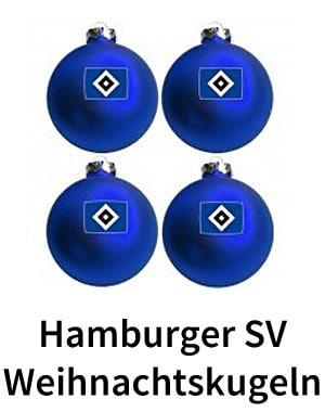 Hamburger sv weihnachtskugeln christbaumkugeln - Blaue christbaumkugeln ...