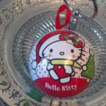 Hello Kitty Weihnachtskugel