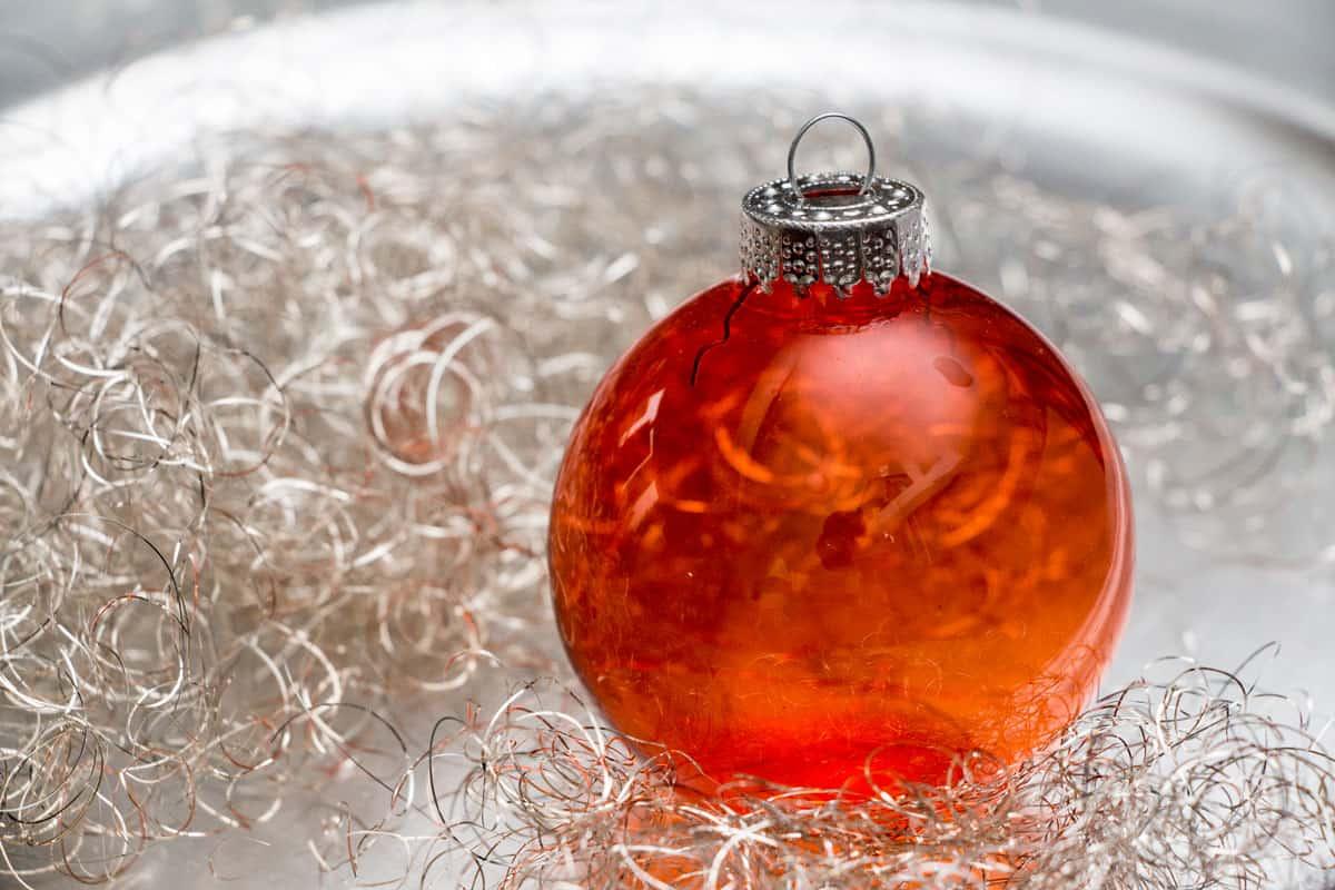Weihnachtskugeln orange christbaumkugeln - Weihnachtskugeln durchsichtig ...