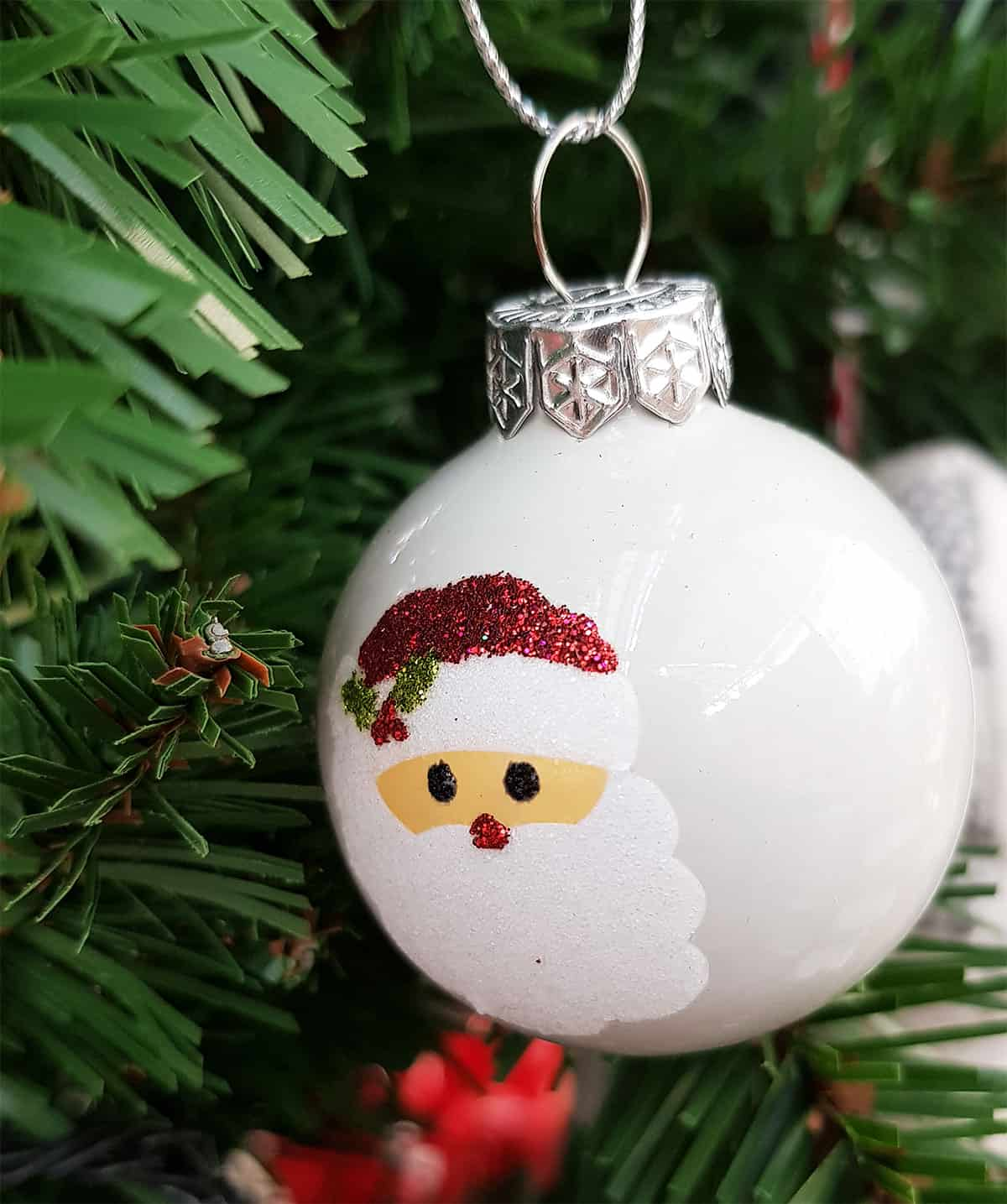Jetzt weihnachtskugeln wei entdecken und online bestellen - Weihnachtskugeln cappuccino ...
